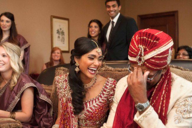hindu wedding portraits