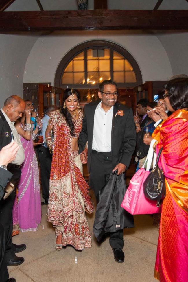 hindu reception