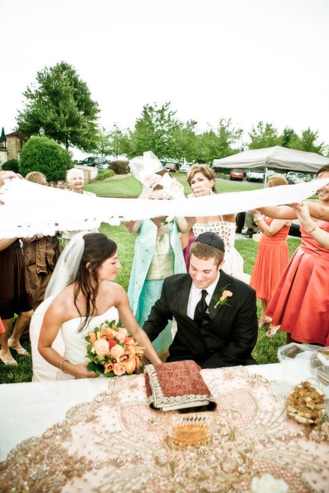 jewish and iranian wedding customs